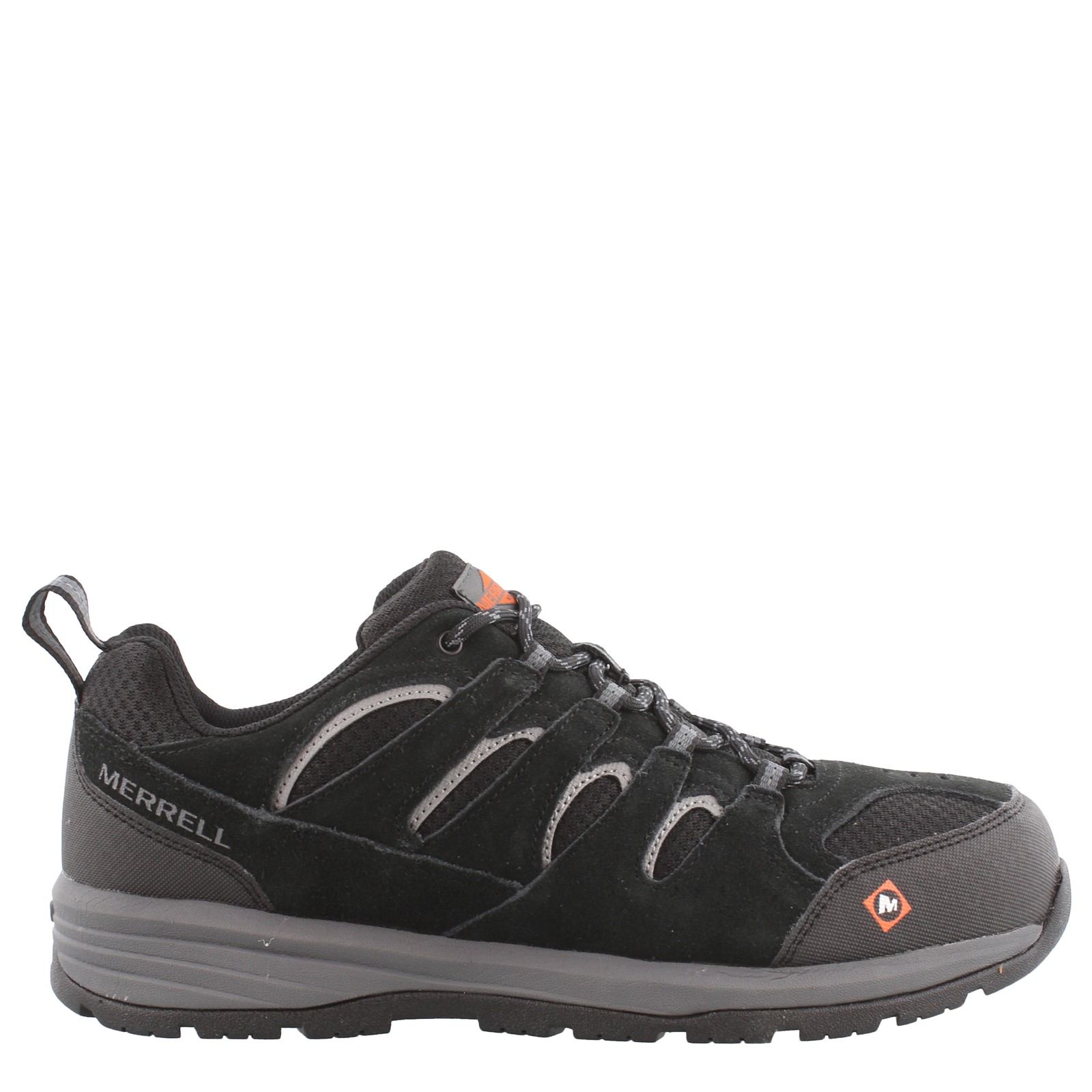 Men's Merrell, Windoc Low Steel Toe Shoes