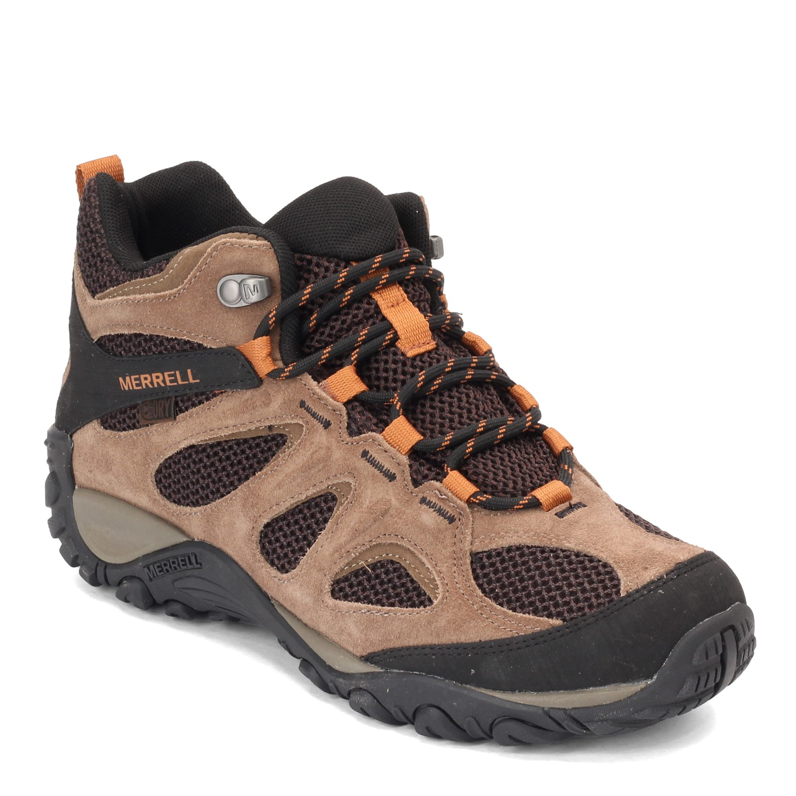 sportskor fabriksgiltig billiga priser Men's Merrell, Yokota 2 Mid Waterproof Boot - Wide Width | Peltz Shoes