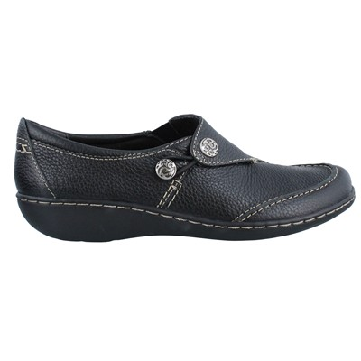 Women's Clarks, Ashland Lane Q Slip on Shoe