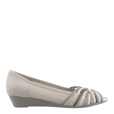 Women's Impo, Reyna Peep-Toe Wedge