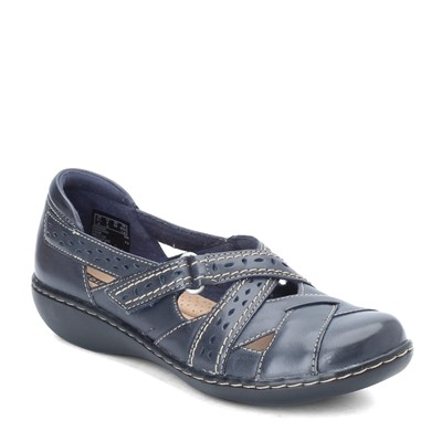 Women's Clarks, Ashland Spin Slip on Shoe