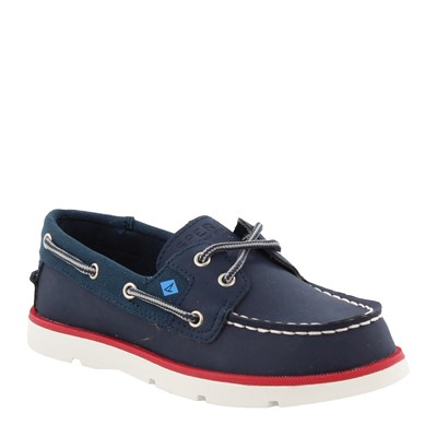 Boy's Sperry, Leeward Sport Boat Shoe - Little Kid & Big Kid