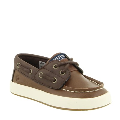 Kid's Sperry, Cruise JR Boat Shoe - Toddler