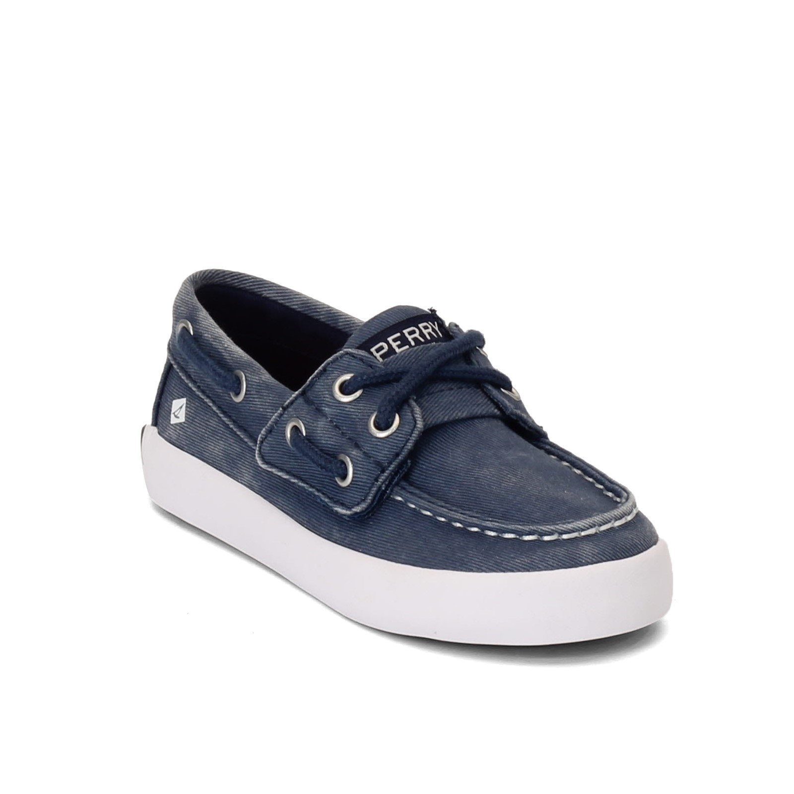 Kid's Sperry, Tuck JR Boat Shoe - Toddler & Little Kid