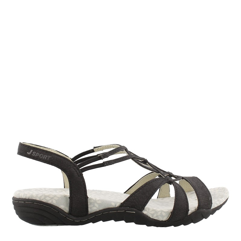 dcba056609a Image is loading Jsport-April-Encore-Sandals-Clothing-Shoes-amp-Jewelry-