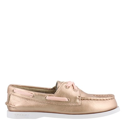 Girl's Sperry, Authentic Original Boat Shoe - Little Kid & Big Kid