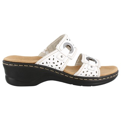 Women's Clarks, Lexi Laurel Slide Sandals