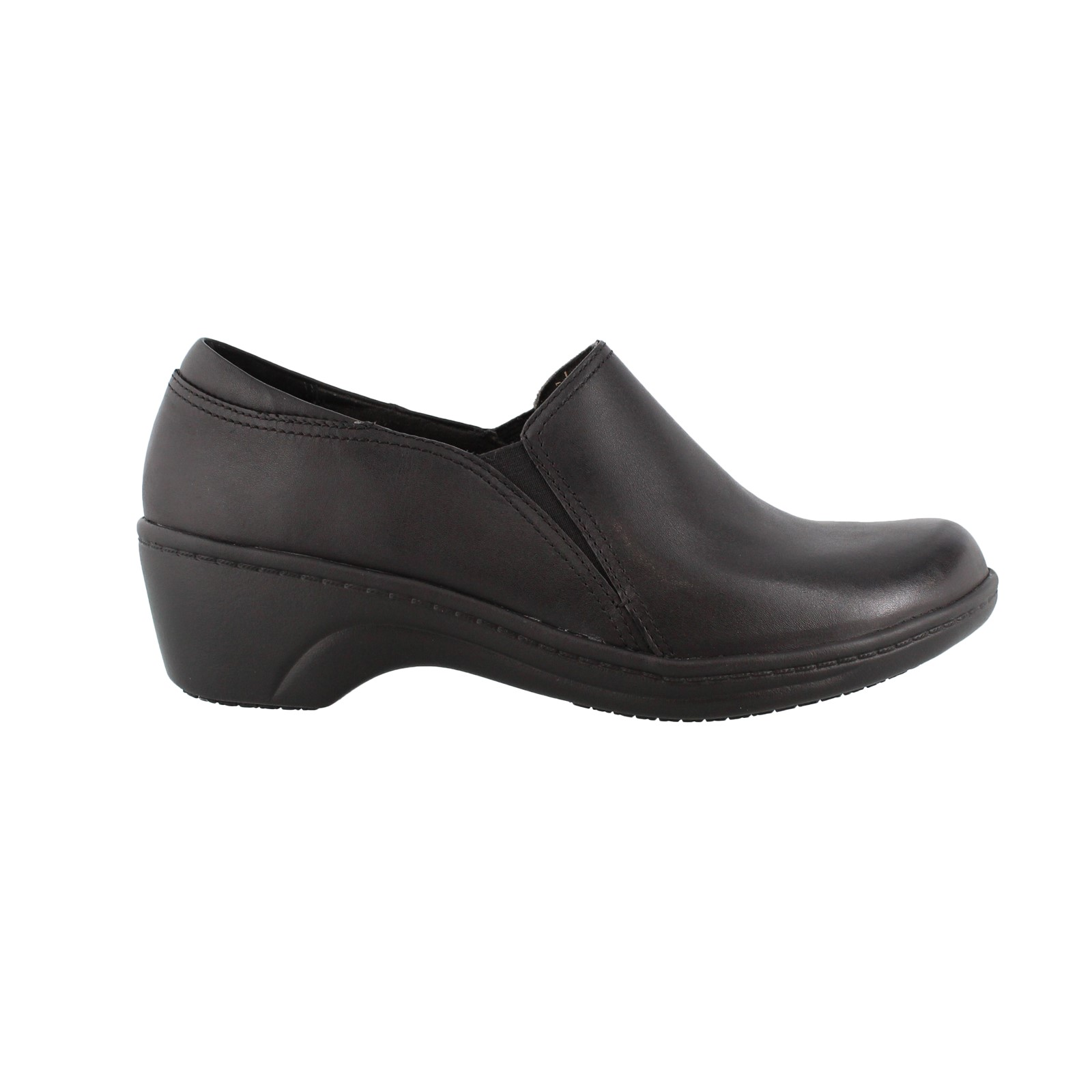 Women's Clarks, Grasp Chime Mid Heel Shoes