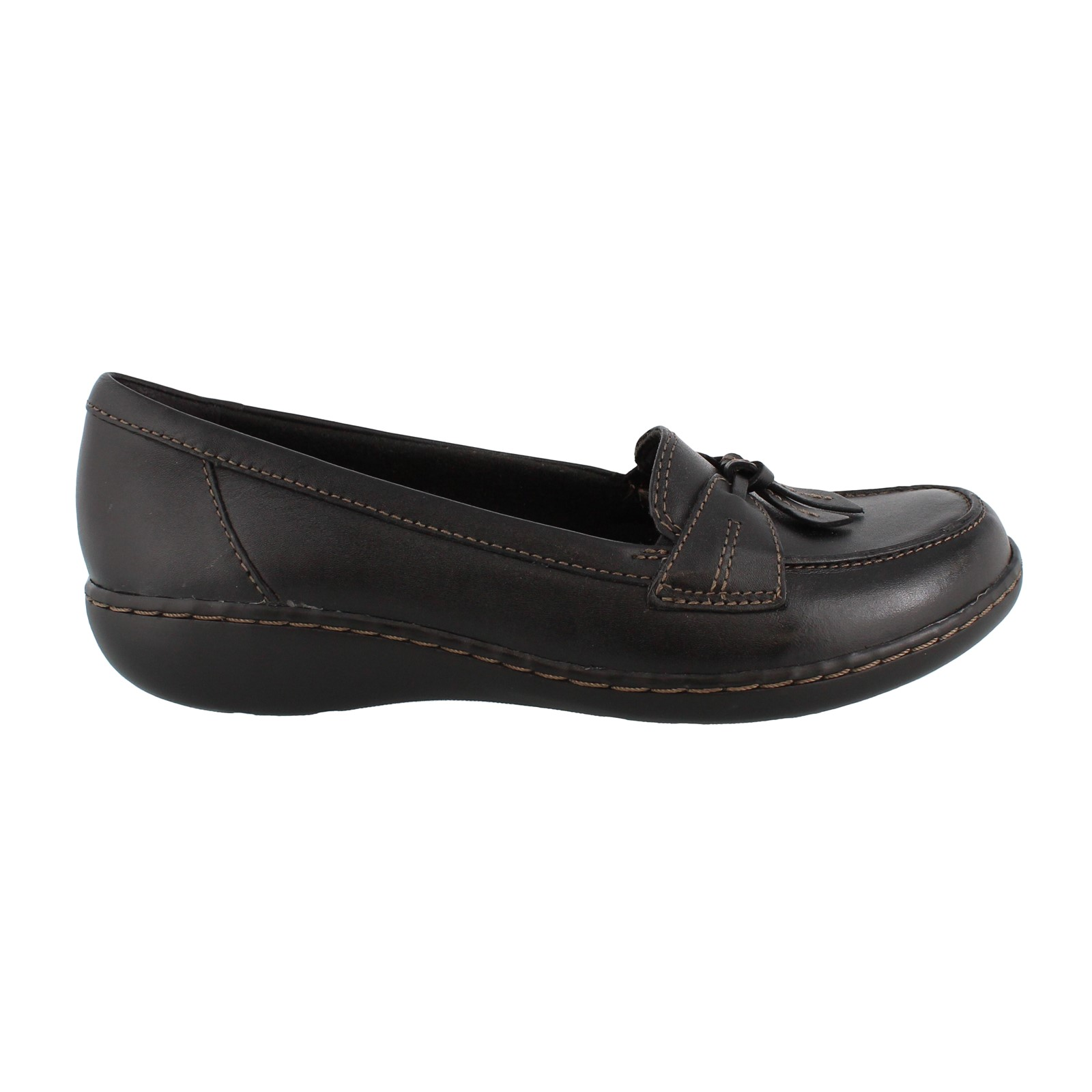 Women's Clarks, Ashland Bubble Slip on Loafers