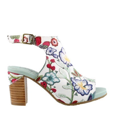 Women's L'Artiste by Spring Step, Tapestry Sandals