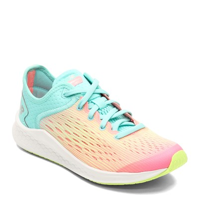 Girl's New Balance, Fresh Foam Fast Sneaker - Little Kid & Big Kid