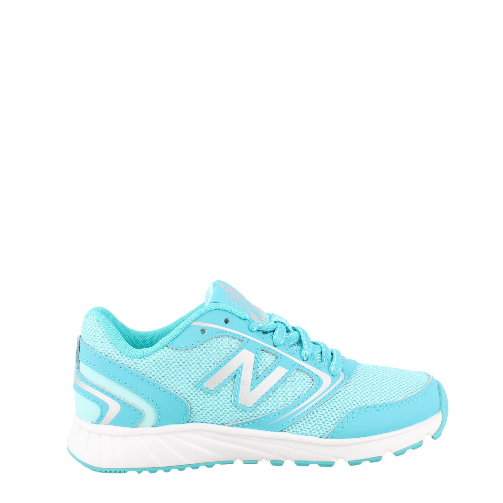 Girl's New Balance, 455 Lace up Sneakers