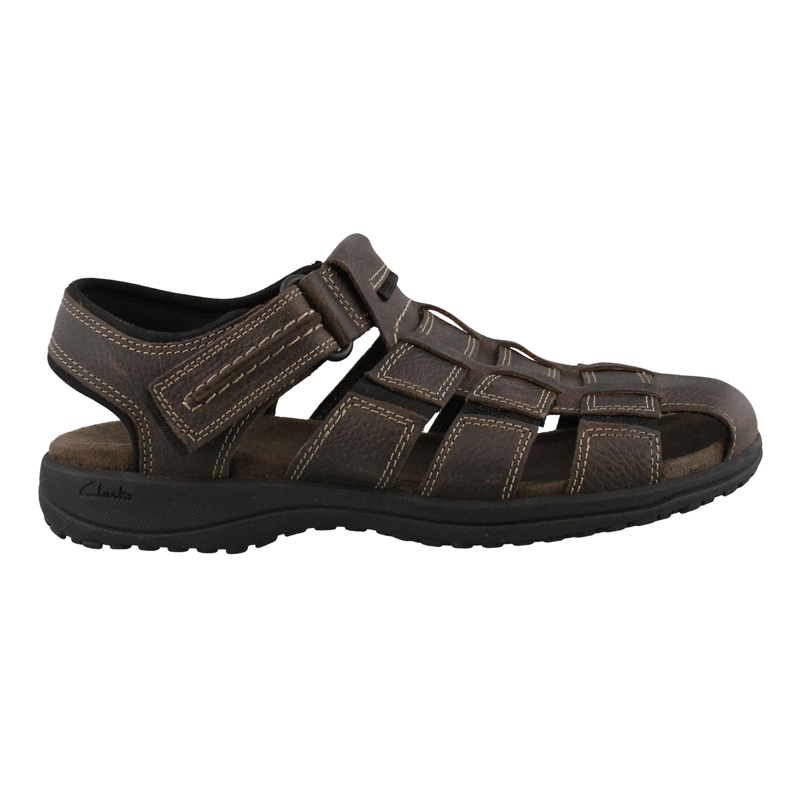 Men's Clarks, Jensen Fisherman Sandals