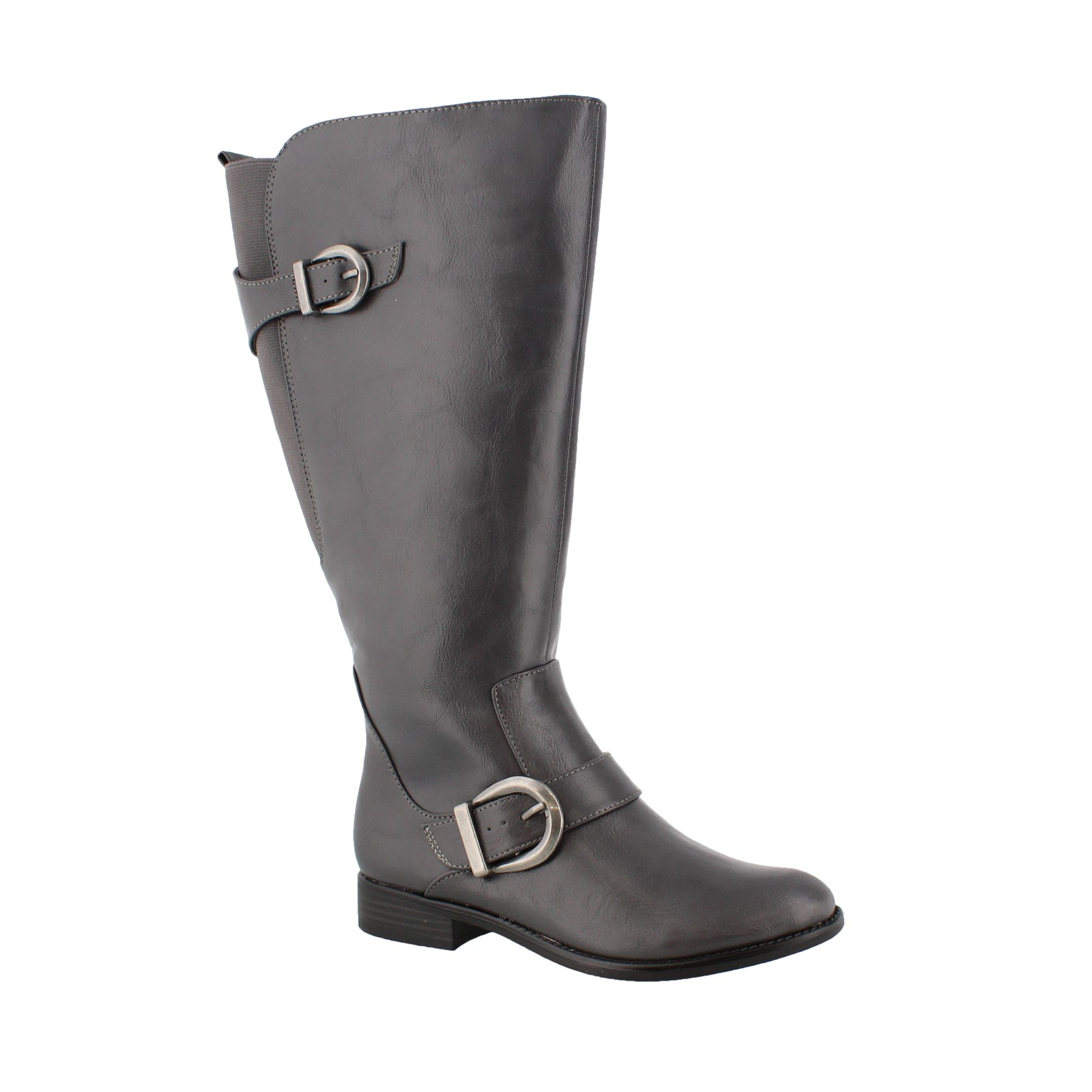 delicate colors save up to 80% on feet images of Women's Lifestride, Rosaria Tall Wide Shaft Riding Boots | Peltz Shoes