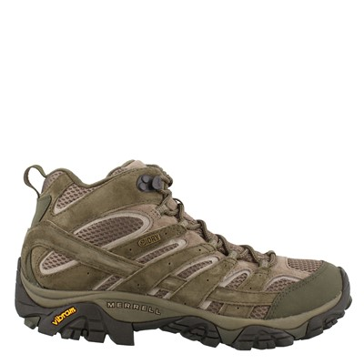 Men's Merrell, Moab 2 Mid Waterproof Boot