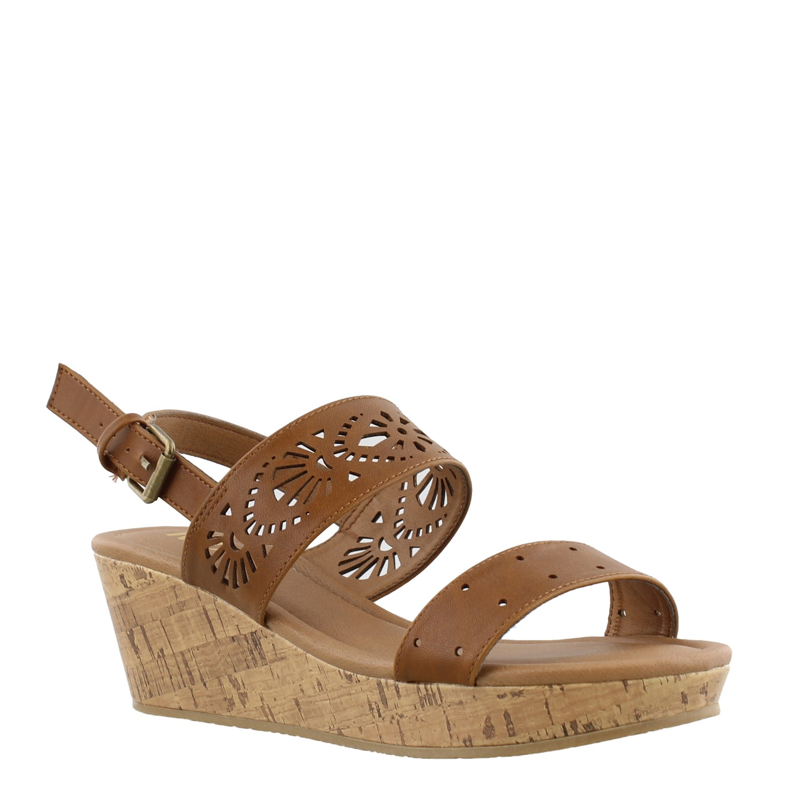 MIA Shelbyy Girls Toddler-Youth Sandal