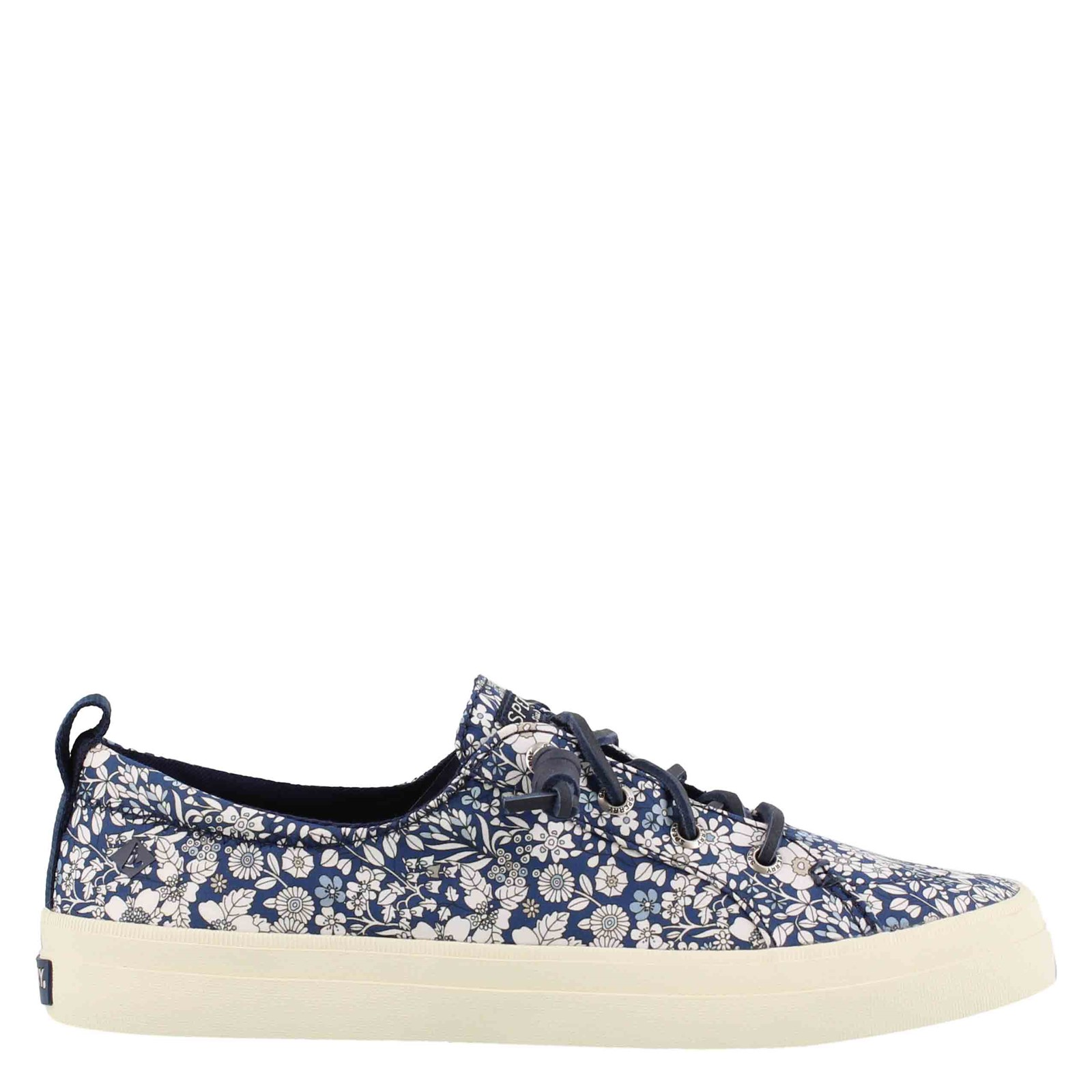 Women's Sperry, Crest Vibe Liberty Fabric Sneaker