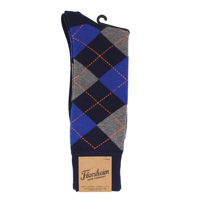 Men's Florsheim, Argyle Dress Socks - 1 Pack