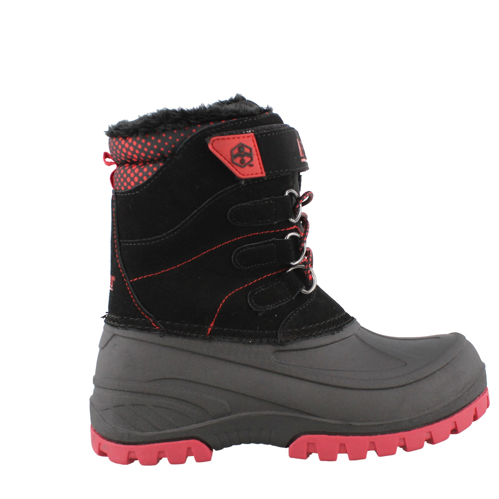 Boy's Khombu, Hickory Winter Boot - Little Kid & Big Kid