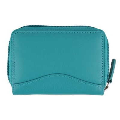 Women's ILI, Expandable Credit Card Wallet