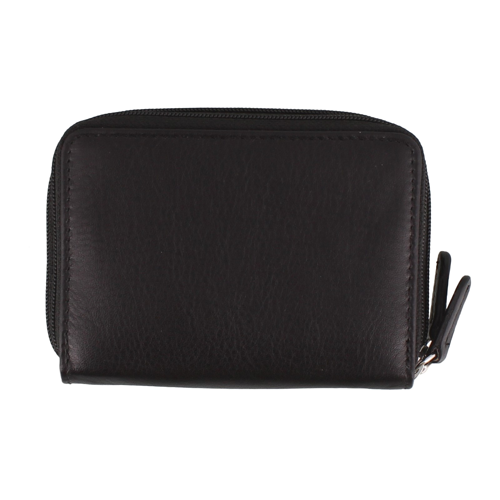 Women's ILI, Double Zip Credit Card Holder