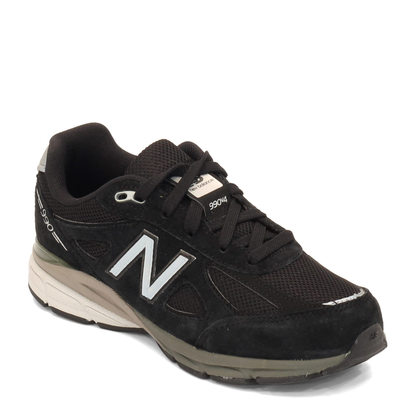 watch f3419 aa998 Boy's New Balance, 990 v4 Athletic Sneaker - Little Kid