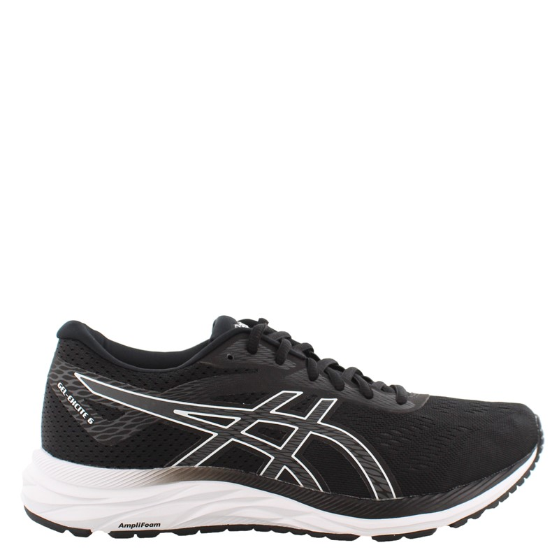 Asics Gel Excite 6 Running Sneaker Wide Width Clothing, Shoe