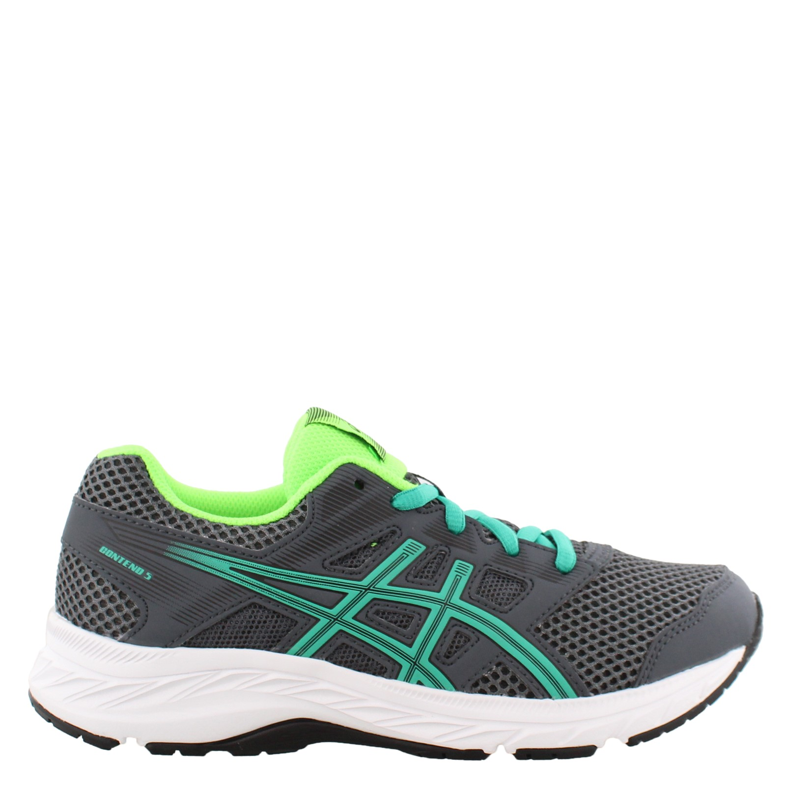 Boy's Asics, Gel Contend 5 GS Running Sneakers