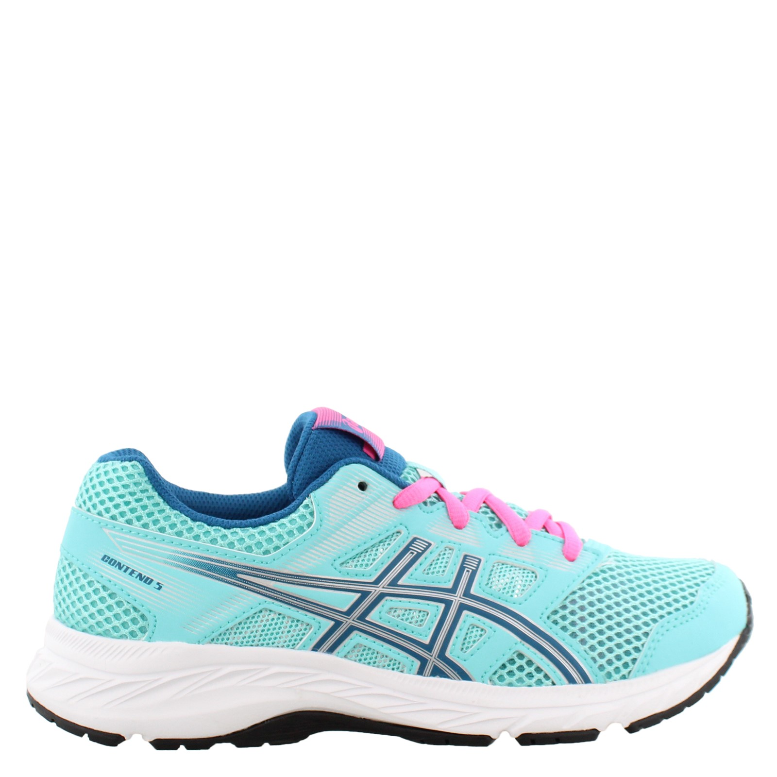 Girl's Asics, Gel Contend 5 GS Sneaker - Big Kid