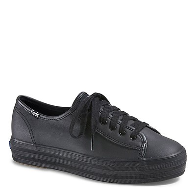 Women's Keds, Triple Kick Leather Sneaker