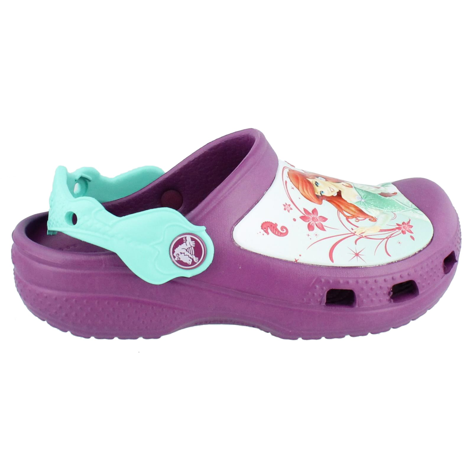 Girl's CROCS, GIRLS CASUAL CLOGS