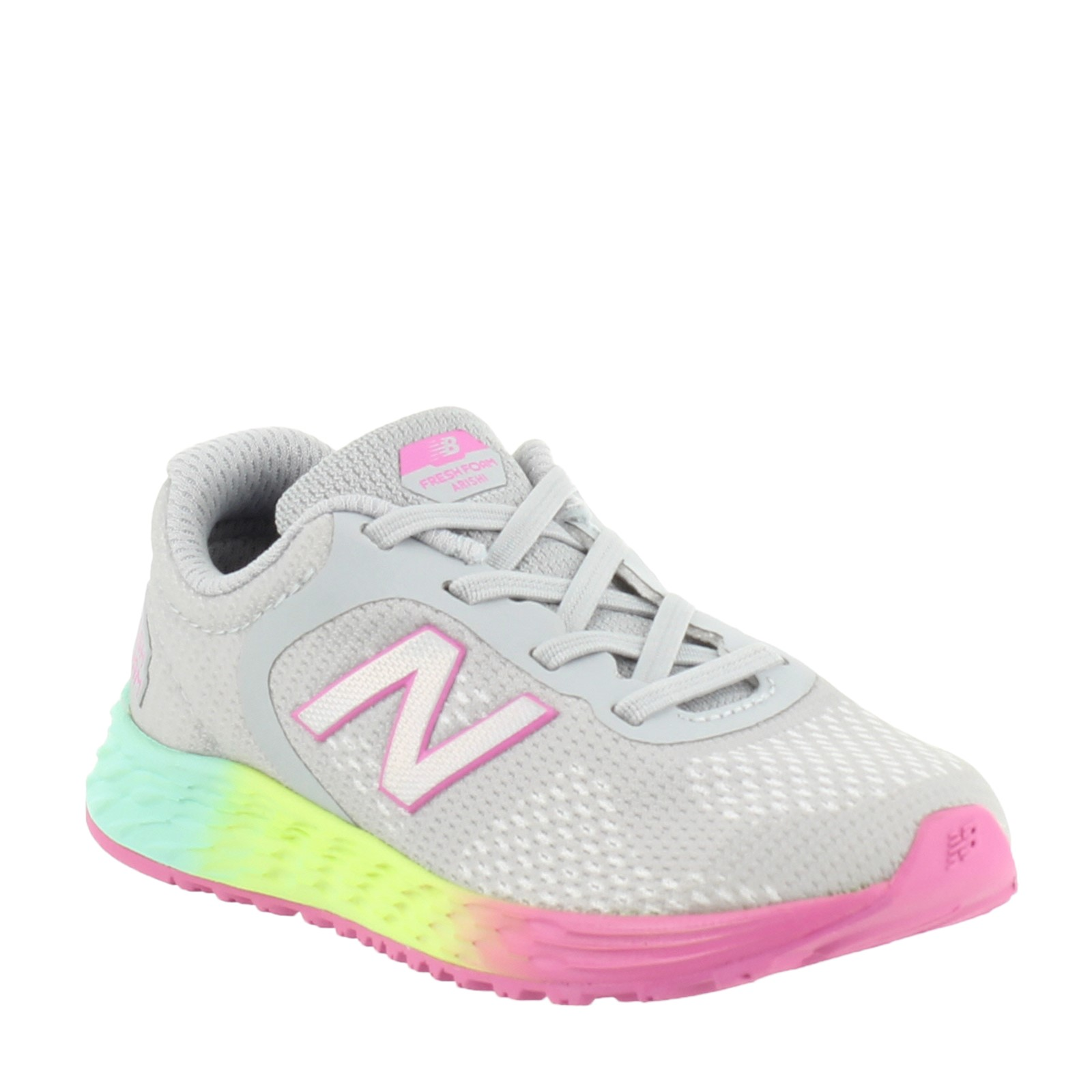 Girl's New Balance, Arishi Fresh Foam v2 - Infant & Toddler