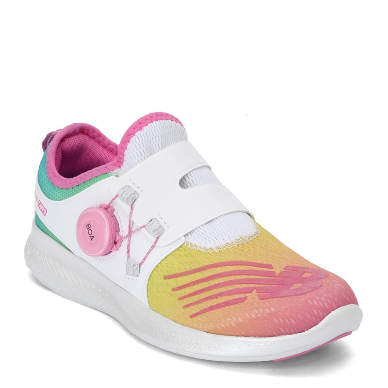 f7e0c38e17aeb Details about Girl' New Balance Fuel Core Boa Sneakerbig Kid Clothing, Shoes  & Jewelry Shoes
