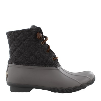 Women's Sperry, Saltwater Quilt Wool Boots
