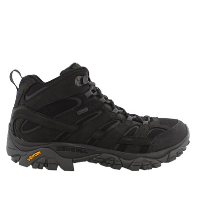 Men's Merrell, Moab 2 Smooth Mid Waterproof Boots