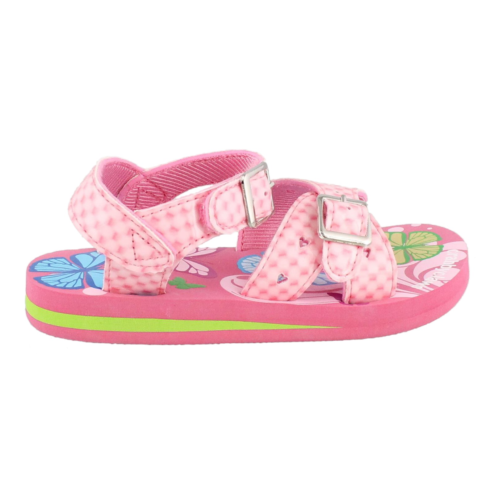Girl's Crabbyclaws, Butterfly Sandal