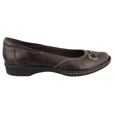 Women's Clarks, Recent Drive Slip on Shoe