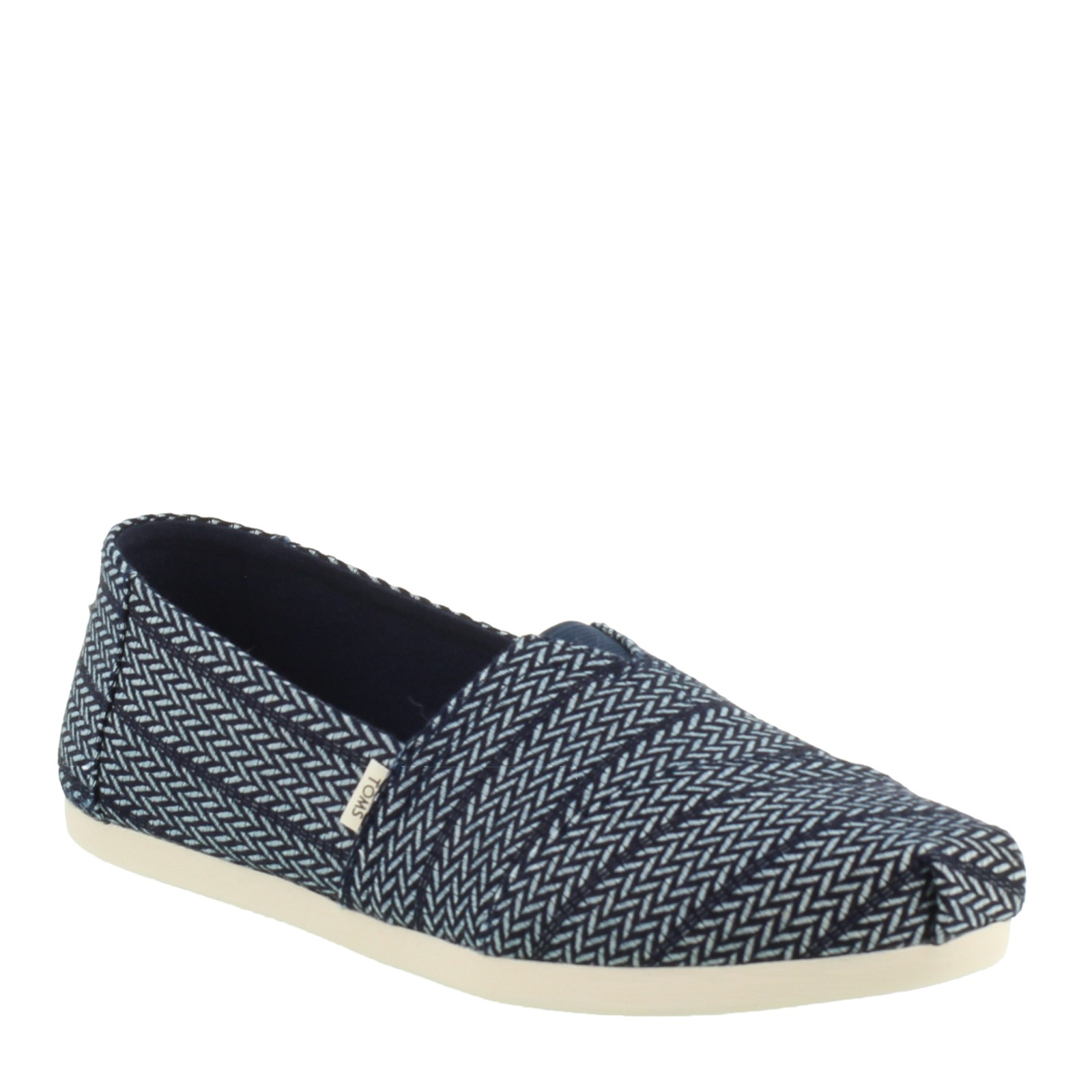 0a39c25391 Home; Women's Toms, Classics Slip on Shoes. Previous. default view ...