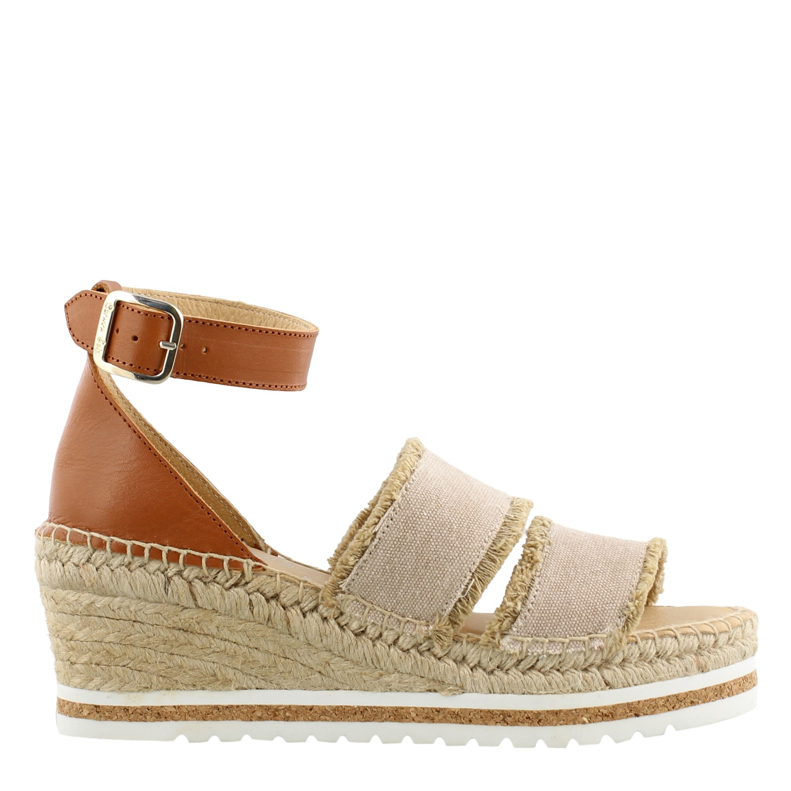 Women's Carmen Saiz, CS19-10378 Wedge Sandals