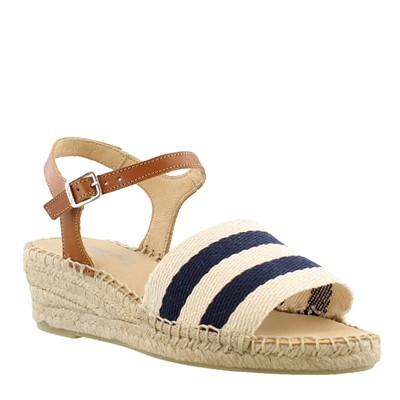 Women's Carmen Saiz, CS19-10515 Wedge Sandals