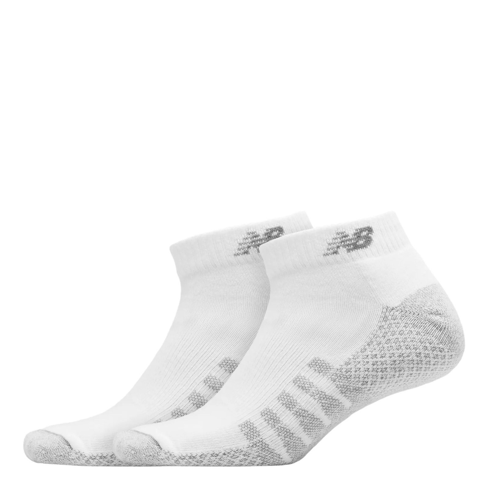 Unisex New Balance, Coolmax Low Cut Socks - 2 Pack
