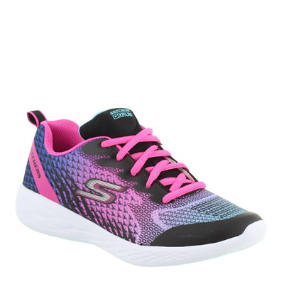 Girl's Skechers, GOrun 600 - Bright Sprint - Little Kid & Big Kid