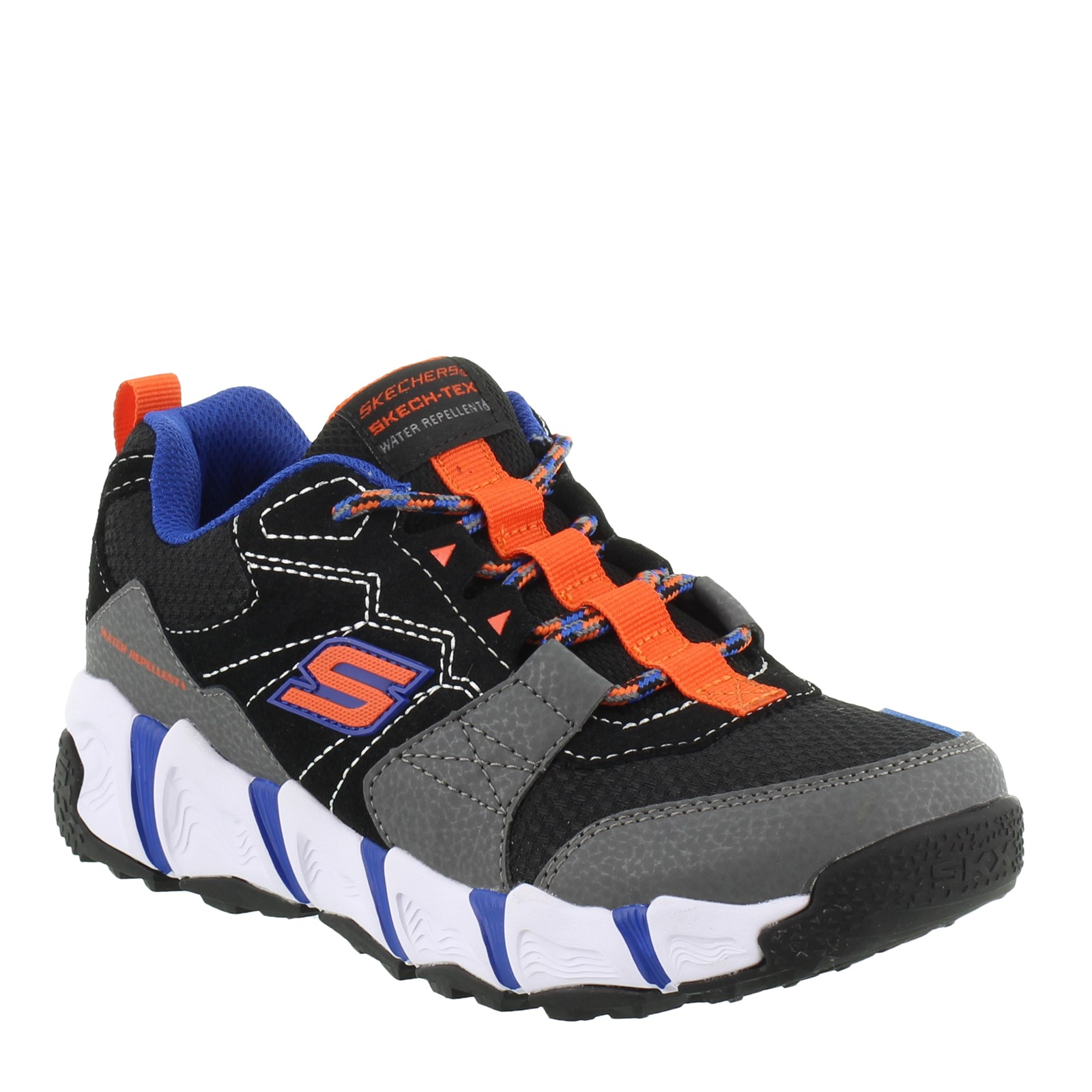 Boy's Skechers, Velocitrek Trail Blaster Little Kid & Big Kid