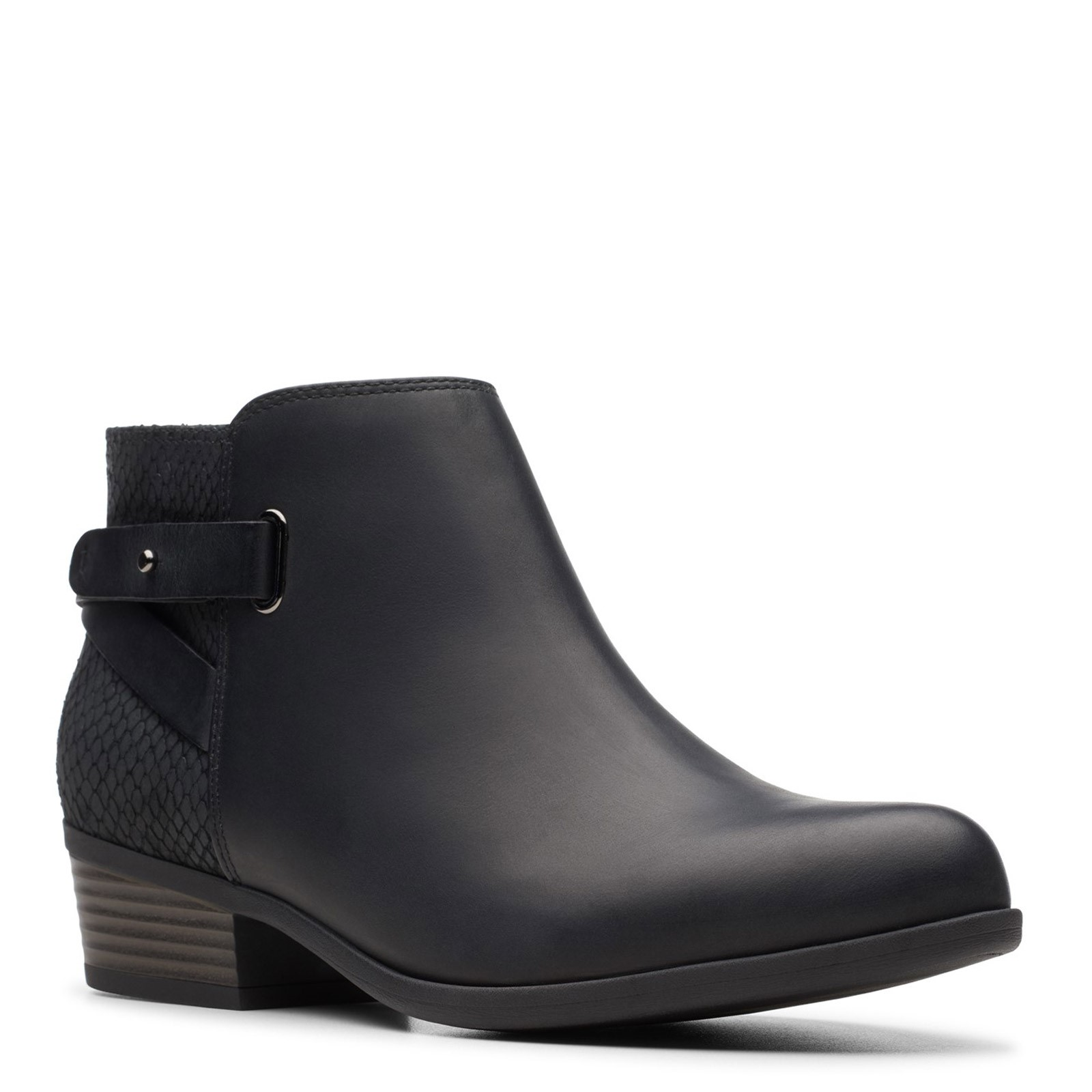 Women's Clarks, Addiy Gladys Ankle Boots