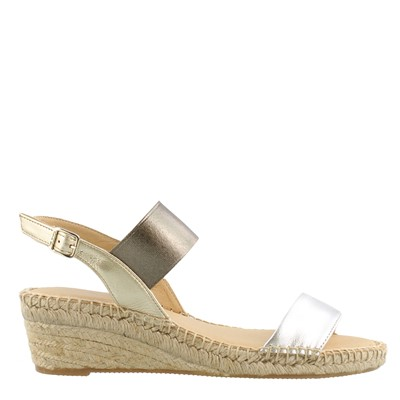 Women's Carmen Saiz, CS19-10381 Wedge Sandals