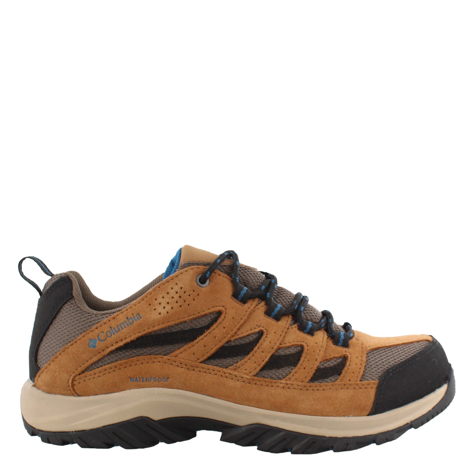 Men's Columbia, Crestwood Waterproof Hiking Shoes