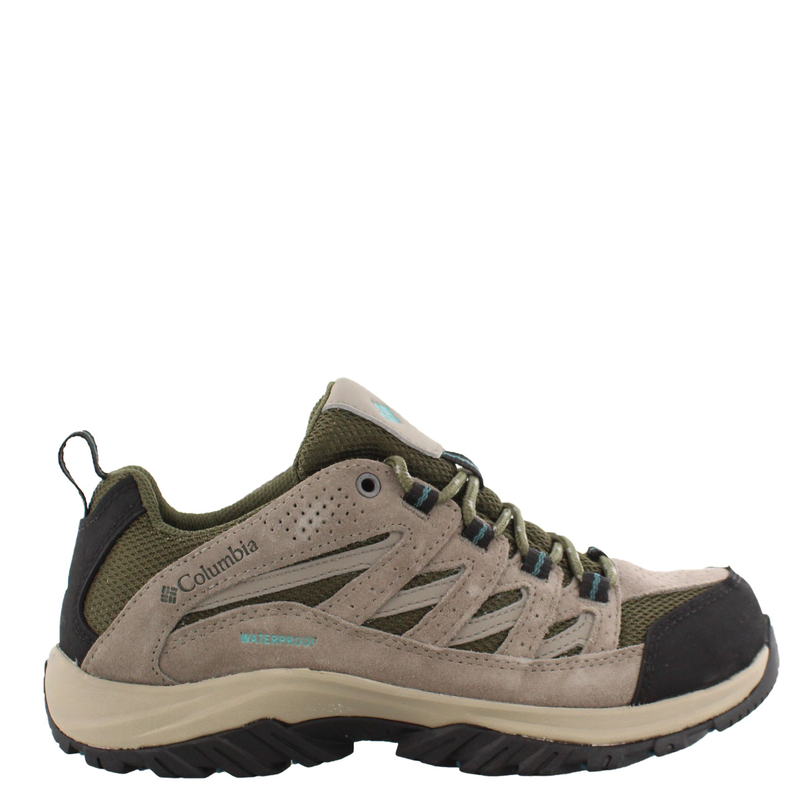 Women's Columbia, Crestwood Waterproof Hiking Shoes