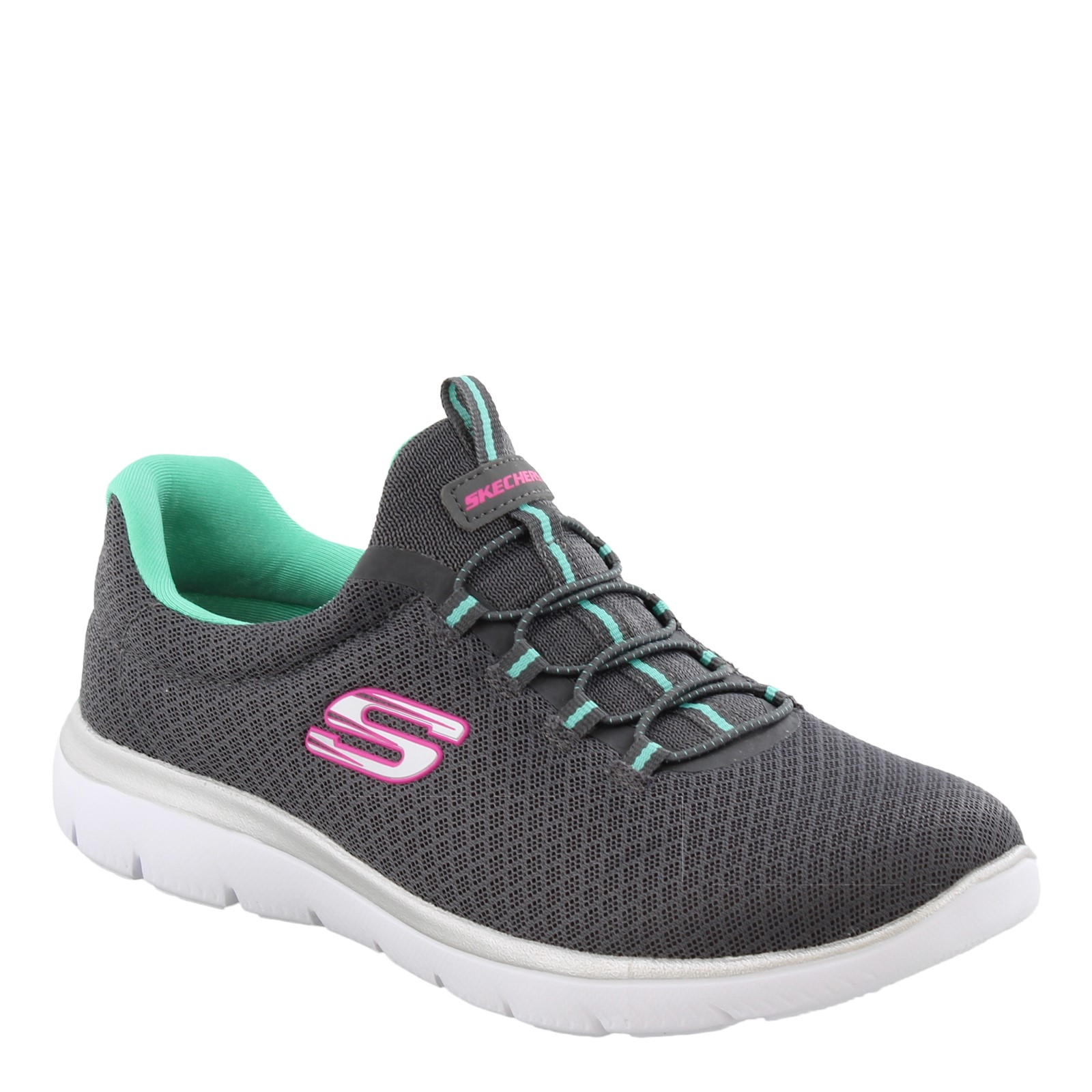 Women's Skechers, Summits Slip on - Wide Width