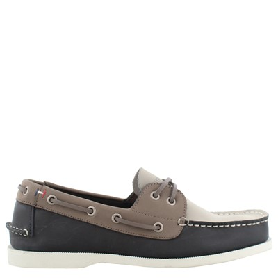 Men's Tommy Hilfiger, Bowman Leather Boat Shoe