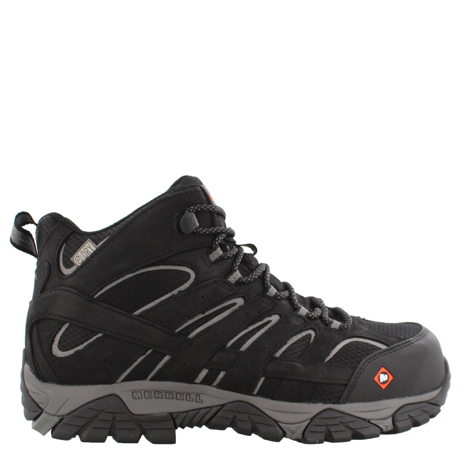 Men's Merrell, Moab Vertex Mid Waterproof Comp Toe Wide Width